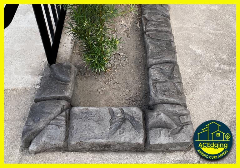 Artistic Curbing & Edging - Moroccan Natural Stone - Casablanca Cobble