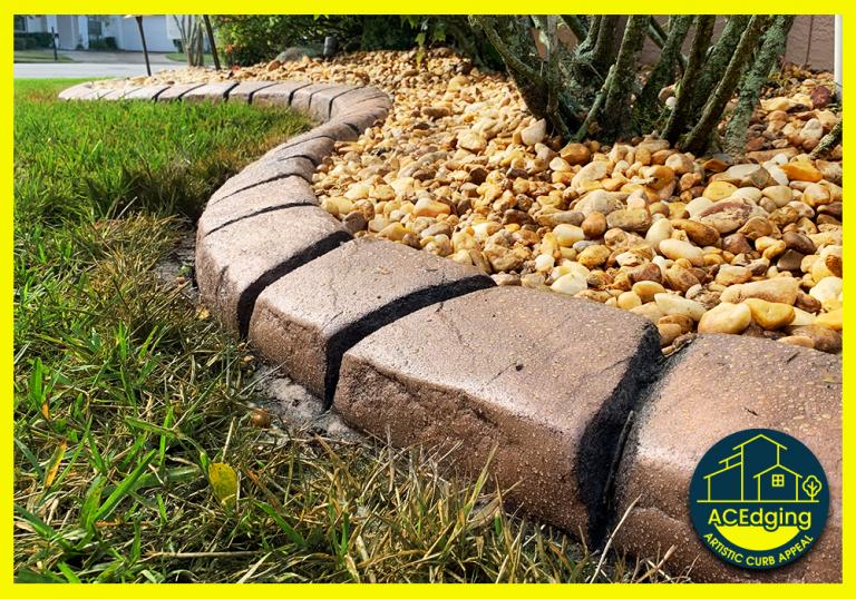 Artistic Curbing & Edging - Moroccan Natural Stone - Tangier Slate